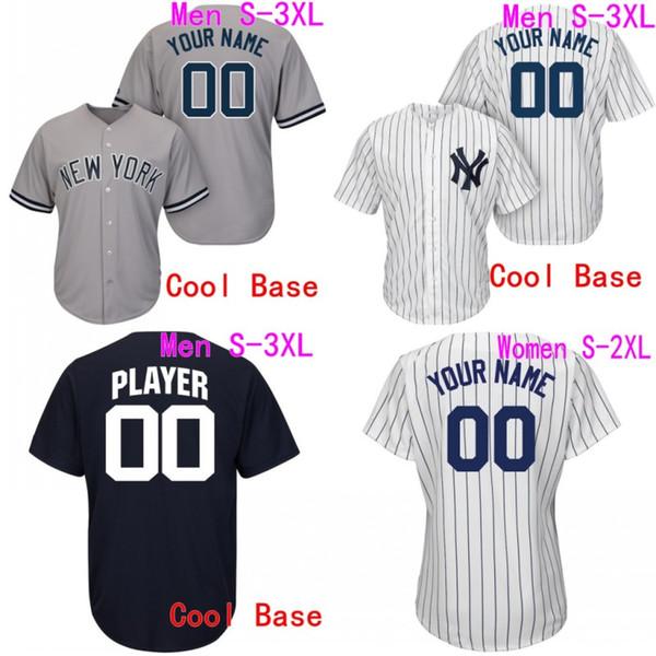 hot sale online 47737 125b7 Custom New York Yankees Jersey Aaron Judge Jeter Giancarlo Stanton  Gregorius Sanchez Torres Severino Stitched UK 2019 From Honest First, UK  $$16.35 | ...