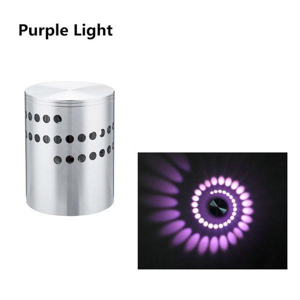mor ışıklar