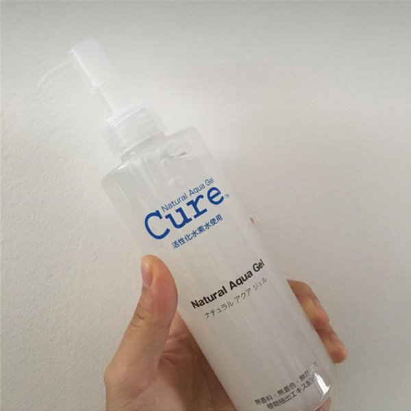 New Arrival Cure Natural Aqua Gel 250ml Horny Care Activated Hydrogen Water Japan Brand Free Shipping