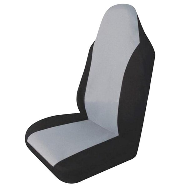 Car Seat Cover Car Seat Protective Cushion Black COMFORTABLE: Ventilate material, comfortable sitting, suitable use at all seasons