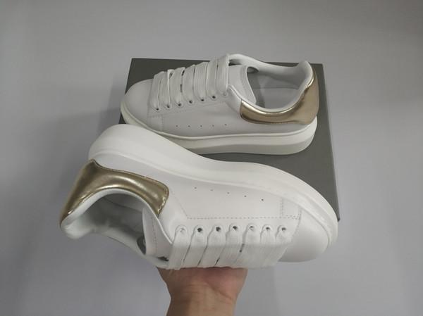 Zapatos de plataforma nuevos zapatos del diseñador de moda de alta calidad de los zapatos casuales para hombre del partido barato zapatillas de deporte para mujer de las zapatillas de deporte de moda FH7