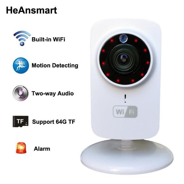 HD 1080x720P Wireless IP Camera Portable smart Wifi CCTV Security Camera Webcam Surveillance Camcorder Night Vision Audio Video Telecamera