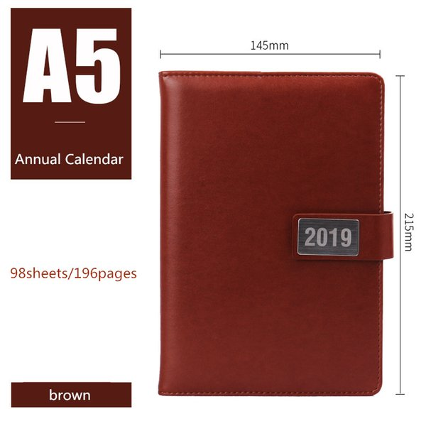 brown A5
