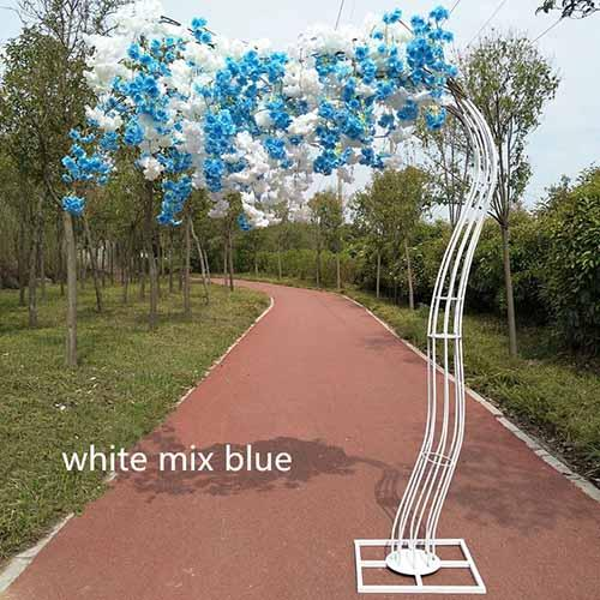blu mix bianco