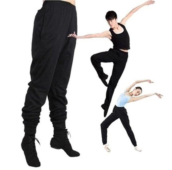 Unisex Erkekler Kadınlar Yoga Pantolon Jogging Yapan Dans Spor Baggy Pantolon Sweatpants Slacks