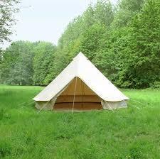 camping en plein air Livraison gratuite tente bell 4 m, tente de fête de famille