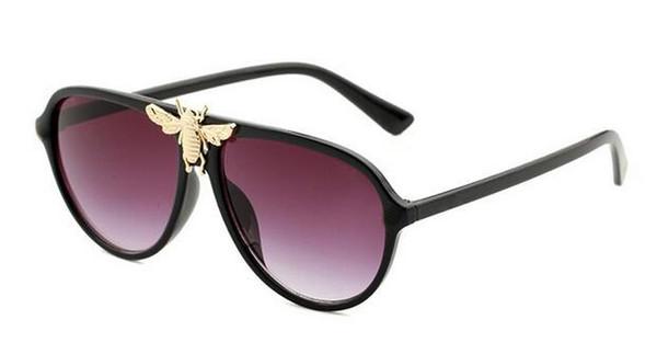 Wholesale-NEW Sommerfrau ART UND WEISE, die Sonnenbrillemann becah Sonnenbrillen einen Kreislauf durchmacht, die die Gläser fahren, die Wind reiten Kühlen Sie freies UVverschiffen der Sonnenbrillen ab