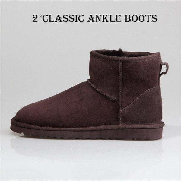 Classic Ankle Boots (2)