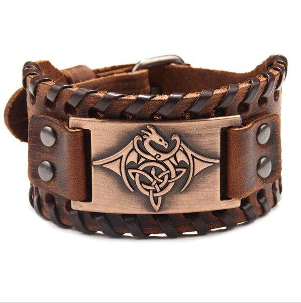 # 9: Marrón + antiguo color cobre
