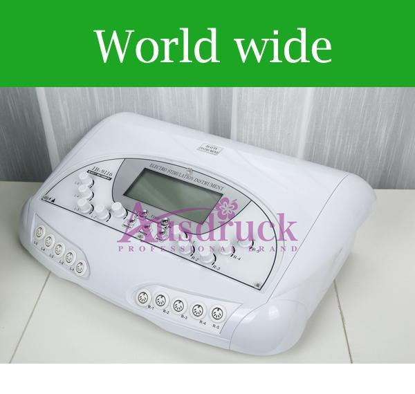 Muscle Stimulation Stimulator Massager Microcurrent Slimming Machine Equipment Electronic Muscle Stimulator Machine Firm Slim Body Shaper Em