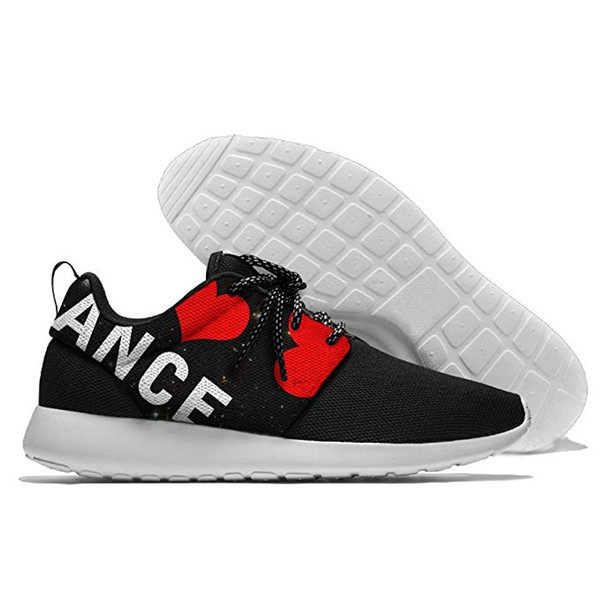 half off 1a752 2b7e7 I Love Dance Heart Men Sport Casual Sneakers Comfortable Running Athletic  Shoes Best Running Shoe Neutral Running Shoes From Sneakermaster666,  $58.89  ...