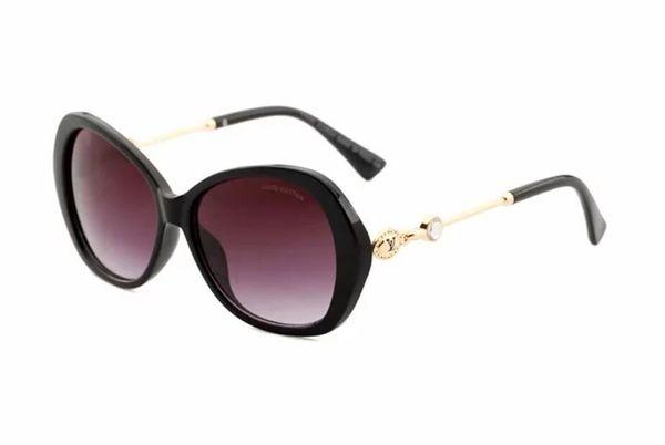 Sonnenbrille-Mann-Frauen-Glas-Designer-Art- und Weisemännliches freies Verschiffen 5302