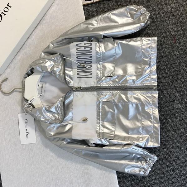 Veste enfant vêtements pour enfants vêtements de designer automne garçons et filles future technologie veste de mode veste coupe-vent tissu veste