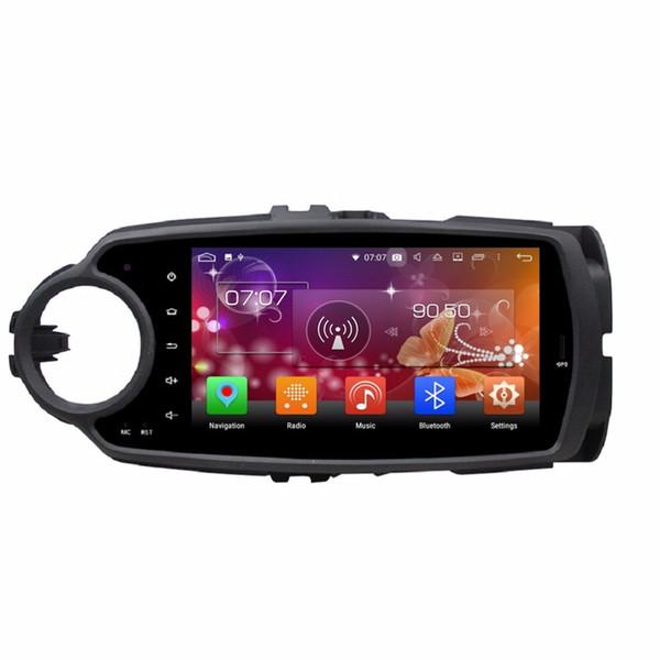 "IPS Screen 2 din 8""Android 8.0 Car Radio GPS Navigation Head Unit Car DVD for Toyota yaris 2012 2013 4GB RAM 32GB/64GB RON"