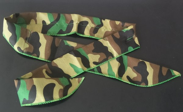 30Pcs Camouflage Color Summer Ice Scarf Super Neck Cooling Headband cool Ice towel cold water neck cooling scarf Neck Cooler towel