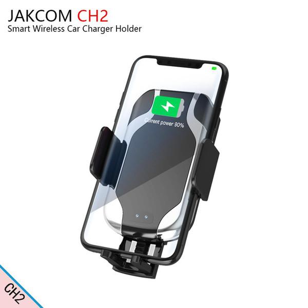 JAKCOM CH2 Smart Wireless Car Charger Mount Holder Hot Sale in Cell Phone Chargers as jam dispenser tv antennas 4g watch phone