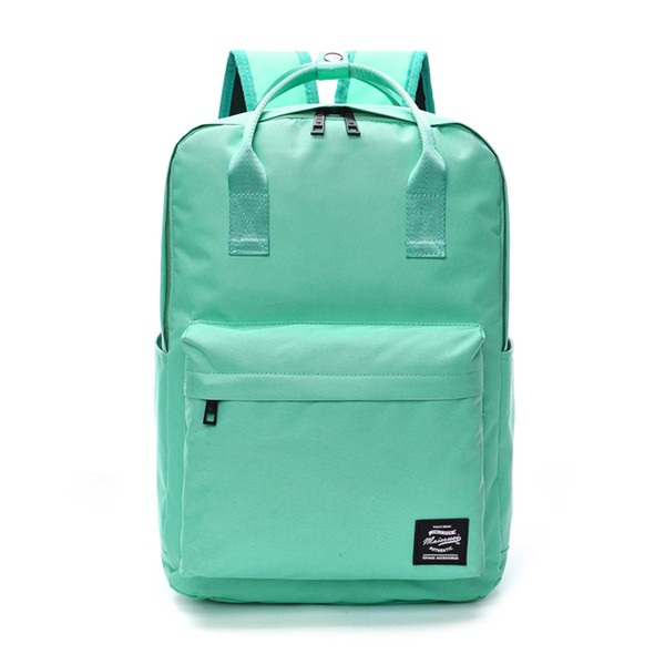 Teenagers S Large Capacity Backpack School Bag Oxford Travel Bags Laptop Backpack good quality