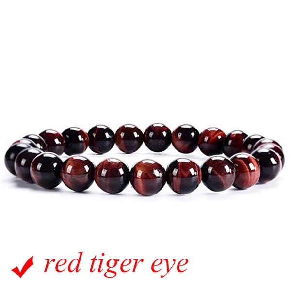 Красный тигр глаз