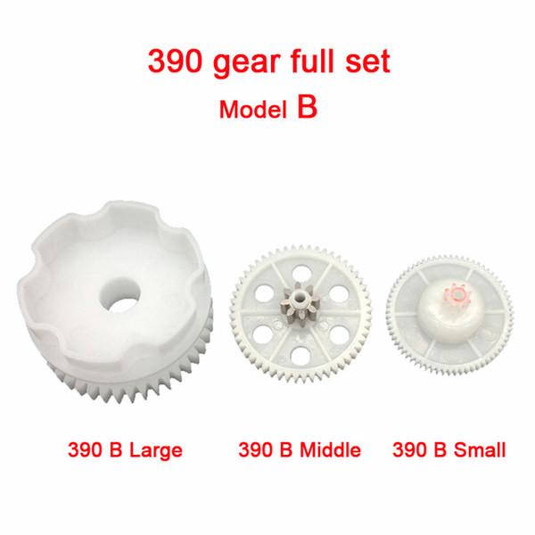 B 390 Full set