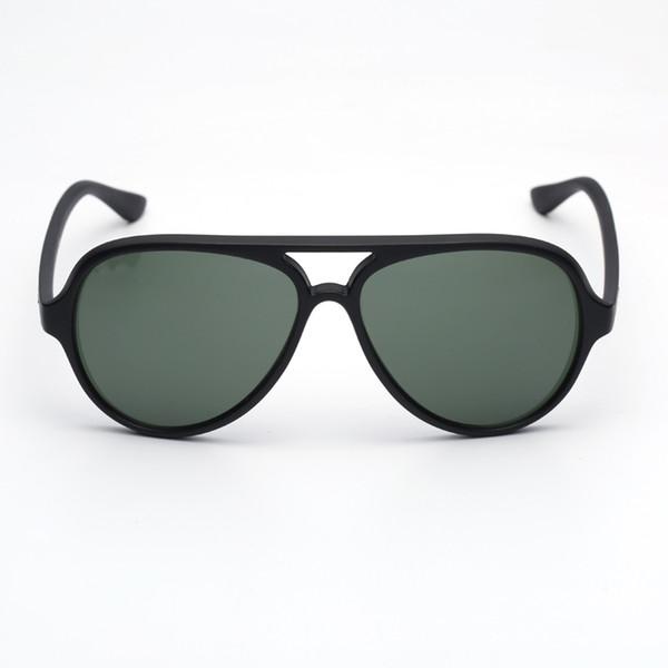 matte black- dark green