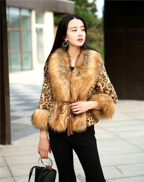 Hight Quality Hot Sale Fashion Sexy Women Warm long faux Fur Coat Christmas Holiday Pub Body Con Celebrity Coats Wholesale