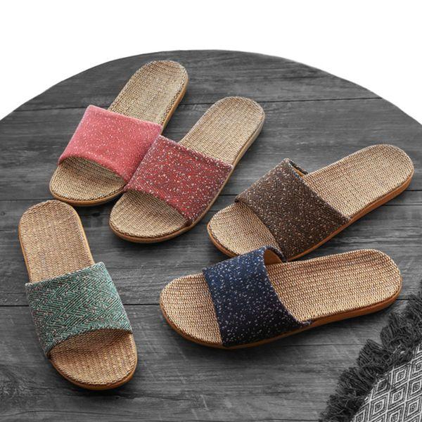 Zapatillas de mujer FRALOSHA Verano Zapatillas planas de playa al aire libre Ieisure Zapatillas de playa Chanclas de moda