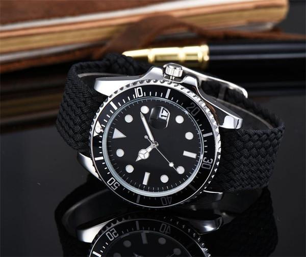 2020 mens watch luxury designer stainless steel automatic movement quartz watch gold and silver black 40 mm vakcak btime watch