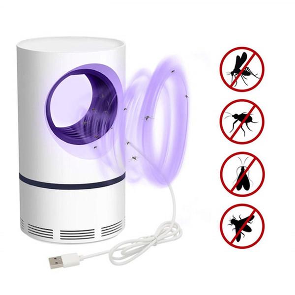 Elektrik Sivrisinek Katili led ışıkları USB 365nm Sinek Sivrisinek Tuzak Işık Anti Sivrisinek Böcek Kovucu Killer Haşere Kontrol Böcek Kovucu