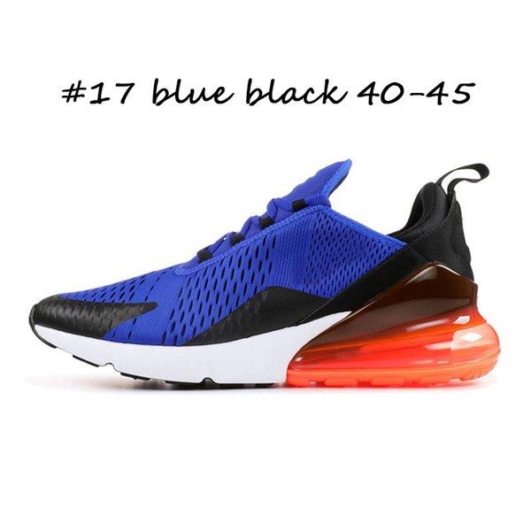 #17 blue black