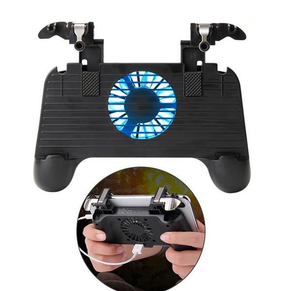 Neue Gamecontroller und Joysticks Handy Gamepad Trigger Aim Button Shooter Joystick für iPhone Android Handy GamePad Zubehör