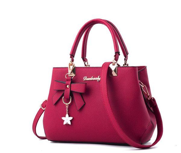 Women's bag 2020 fashion big Korean version single shoulder leisure crossbody bag spring ladies bag handbag handbag