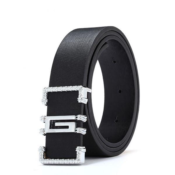 Cody Steel Man Fashion Gürtel Glatte Schnalle Leder herren Gürtel Designer Marke Strap Gürtel hochwertigem leder Für Männer