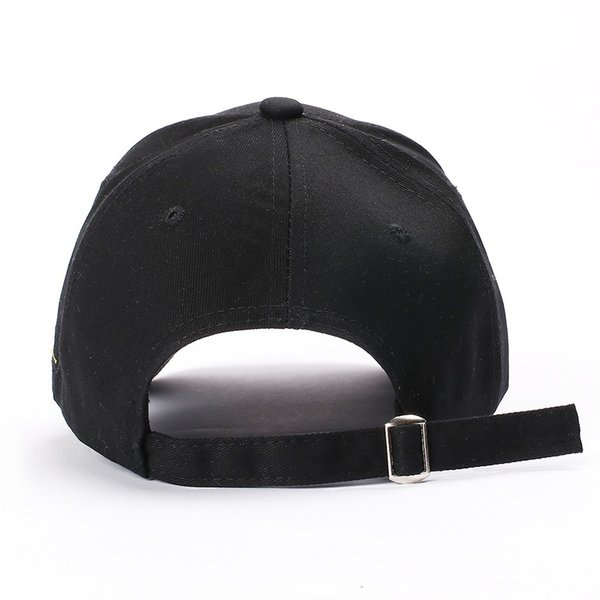 Feitong 2019 Summer Brand New Cotton Mens Hat Unisex Summer Baseball Cap Washed Cotton hat Letters Sport Hats Casual Cap