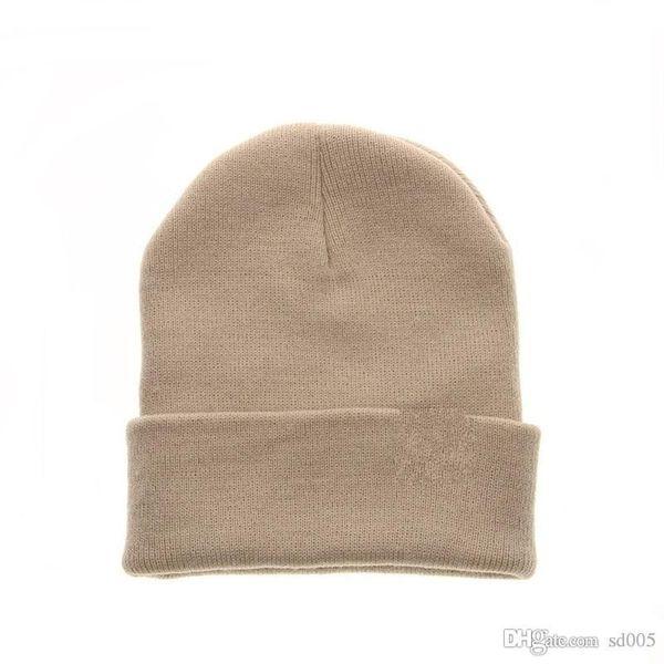 Men Women Hats Winter Warm Caps Hair Cap Parent Child Letter Knitted Wool Beanie Hot Sale 4 8dc I1