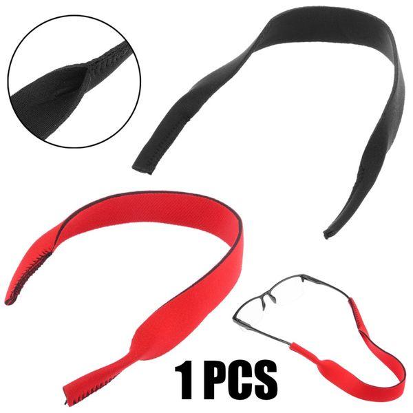 1 Stücke Anti Slip Brillenband Neopren Sport Band Halsband Strap Sonnenbrillen Lesen Radfahren Brille String Lanyard 4 Farben # 171504