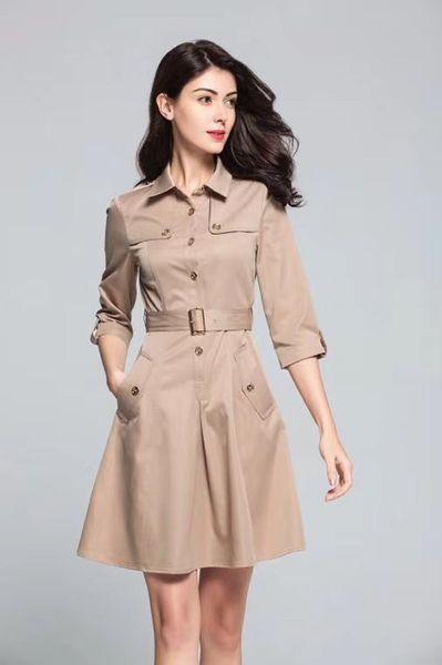 Super Womens Beauty Dress Élégant Mince Déesse Van Robe Casual Tendance Nouvelle Robe de haute qualité