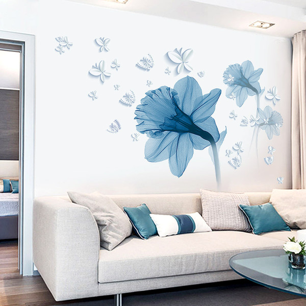 Yaratıcı duvar macunu çıkartmalar odası süslemeleri yurdu duvar kağıdı yatak odası sıcak duvar su geçirmez çıkartmalar duvar kağıdı kendinden yapışkanlı