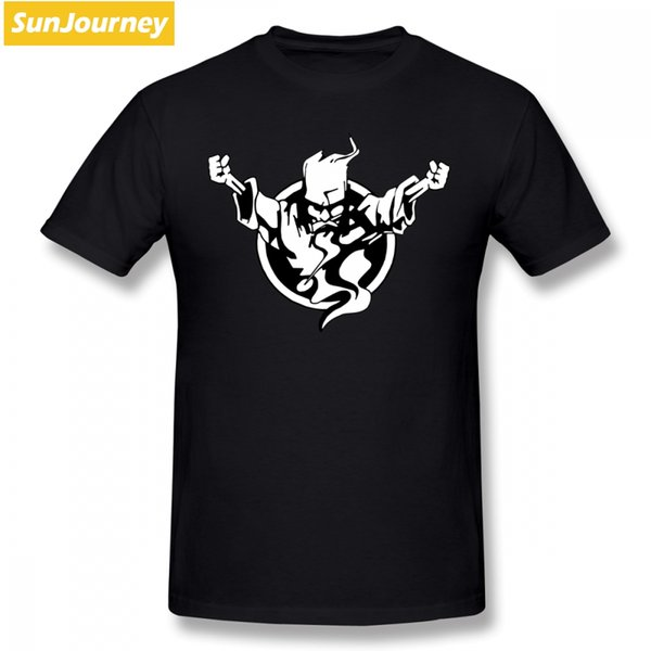 Thunderdome Men T Shirt New Leisure Oversize Cotton Manga corta Ropa de hombre personalizada