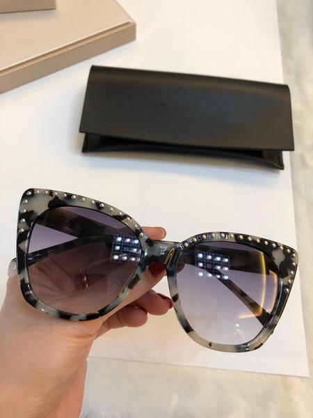 New fashion designer sunglasses 005 charming cat eye frame popular style for women top quality selling uv400 protection eyewear