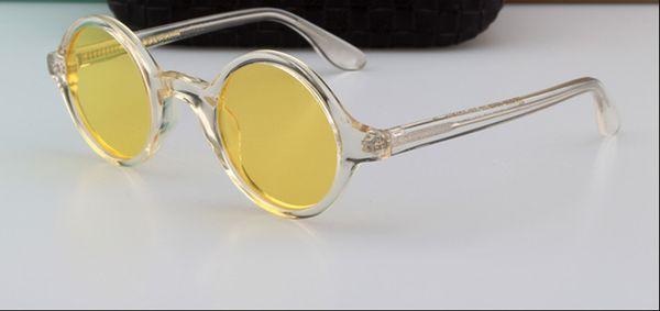 quadro transparente + amarelo nightvision