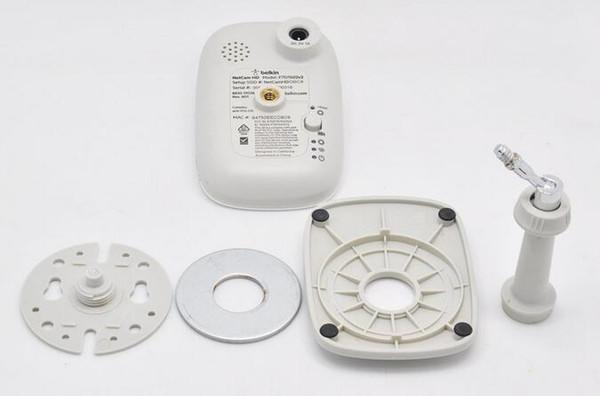 Cámara F7D7602V2 Rev.B01 Wi-Fi 720P HD IP genuino para Wemo la visión nocturna de la UA para la NetCam