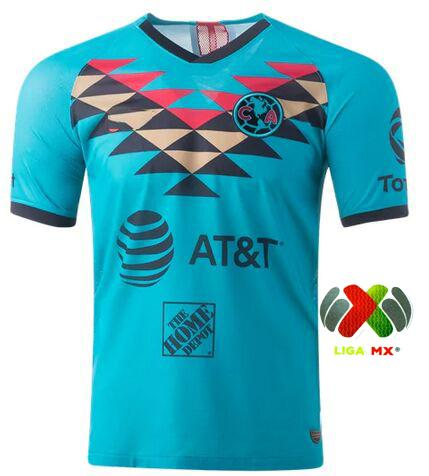 club america third with patch