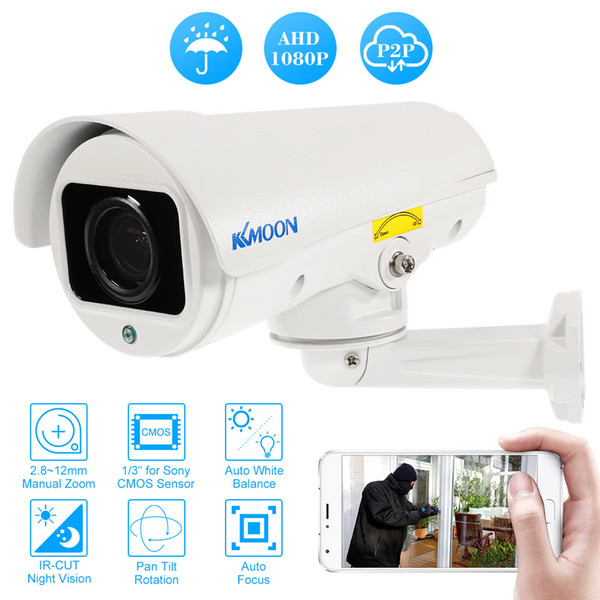 Video WiFi IP Camera Home Security Surveillance System Night Vision CCTV Camera HD 1080P HD Baby Monitor for Indoor Outdoor