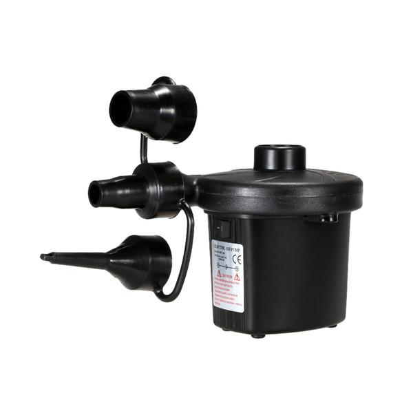 Colchão De Ar Bomba Elétrica Bomba de Acampamento Portátil Enchimento Rápido Para Carro Uso Doméstico Compressor de Ar Carro Universal