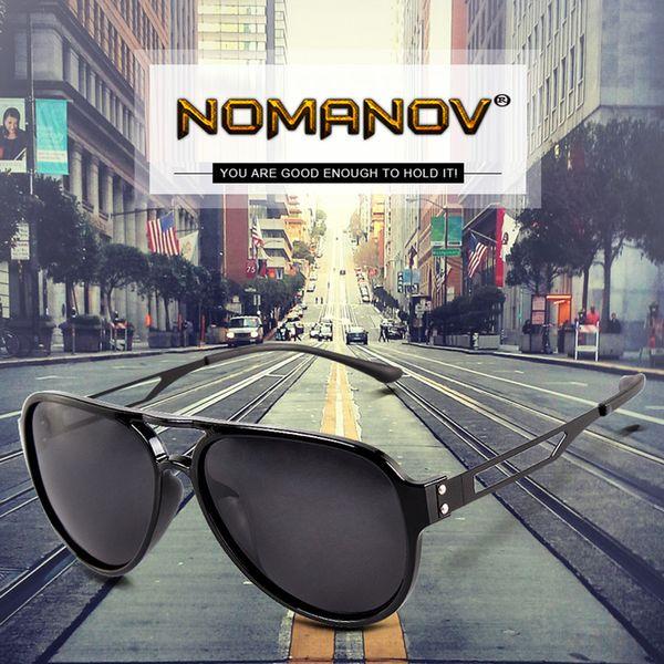Estilo de verão Moda Dupla Ponte Óculos de Sol Espelho Polarizado Óculos De Sol Custom Made Miopia Minus Prescrição Lens -1 Para-6