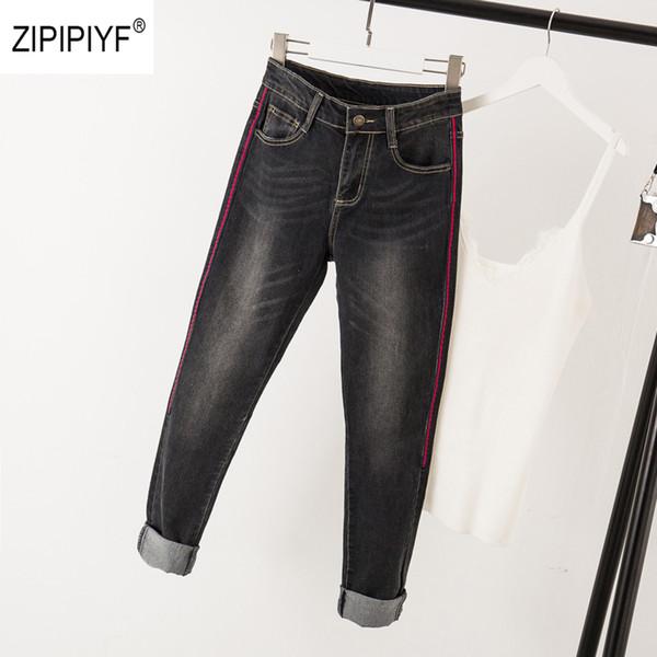 Vêtements Jeans Pantalons Pour Femmes Vêtements Streetwear Pantalons Tie Dye Denim Longs Pantalons Denim Lavés Nouvelle Arrivée Jeans