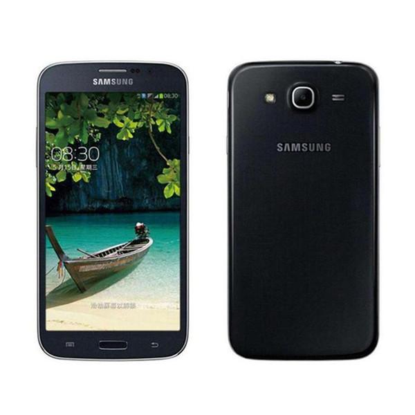 Original Desbloqueado Samsung Galaxy Mega 5.8 I9152 Smartphone Dual Core 8G ROM 1.5G RAM Dual SIM Teléfono móvil restaurado