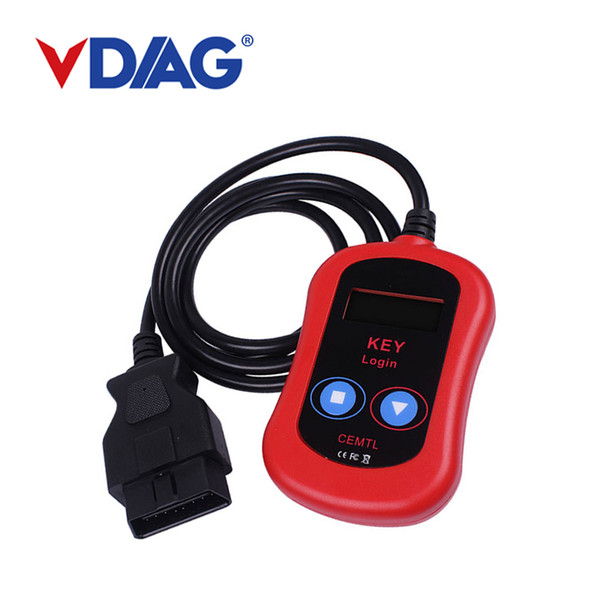 2018 For Vag Pin Code Reader Auto Key Programmer OBD2 Login Car Diagnostic Tool Free Shipping