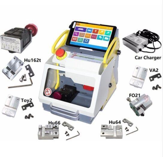 2019 Nouveau SEC E9 Outil de serrurier automatique CNC machine à tailler les clés automatique identique à Miracle A9 Machine à tailler les clés Multi-Langue
