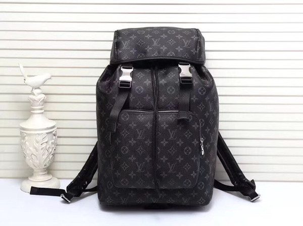 #6505 Luxury 5A GG+ Dan Backpack for Men Backpacks Classic Man Shoulder Bags Fashion Male Totes Top Handles Cross Outdoor Backpack Packs